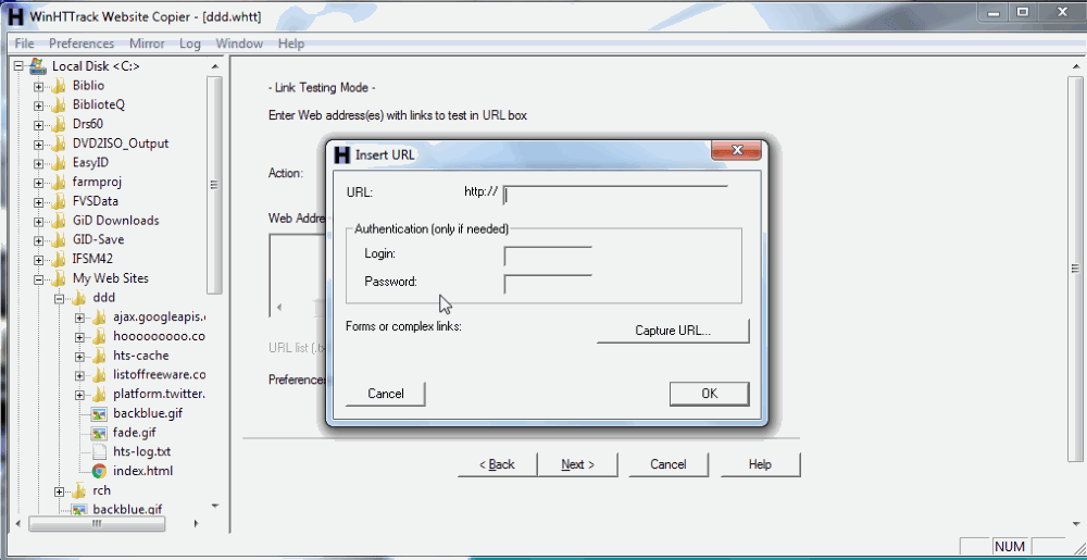 website copier software free download