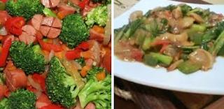 Vegetable Broccoli Recipe Make Sausage and Deals