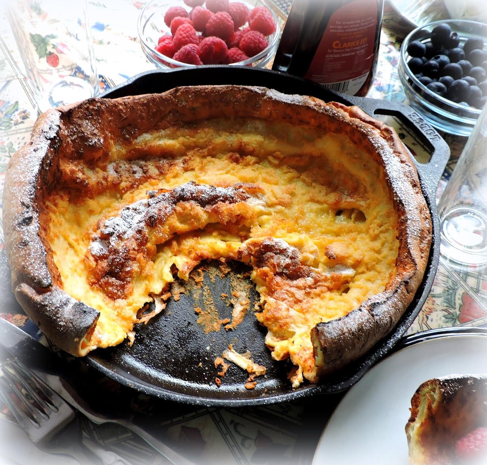 The English Kitchen: Dutch Baby Pancake