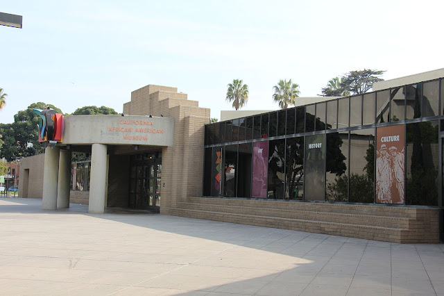 Atrações no California African American Museum em Los Angeles