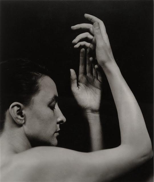 Georgia O'Keeffe by Alfred Stieglitz, 1920