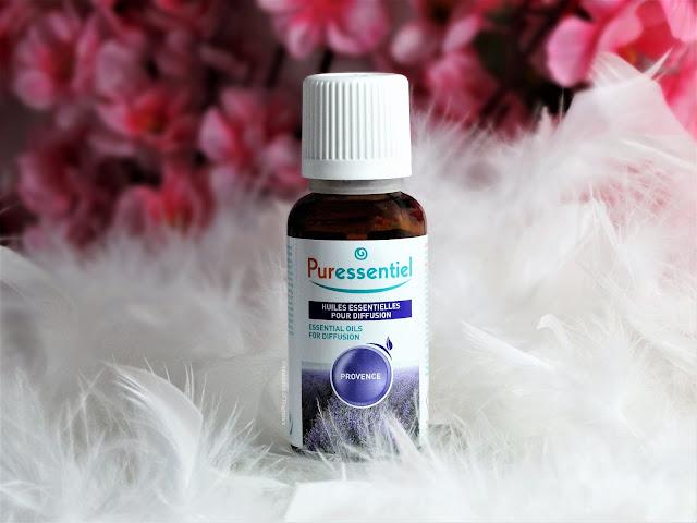 avis Mélange Huiles Essentielles Provence de Puressentiel, blog bougie, blog parfum, blog beauté