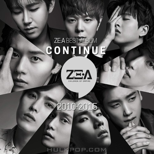 ZE:A – CONTINUE (ITUNES PLUS AAC M4A)