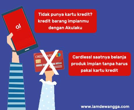 kredit tanpa kartu kredit