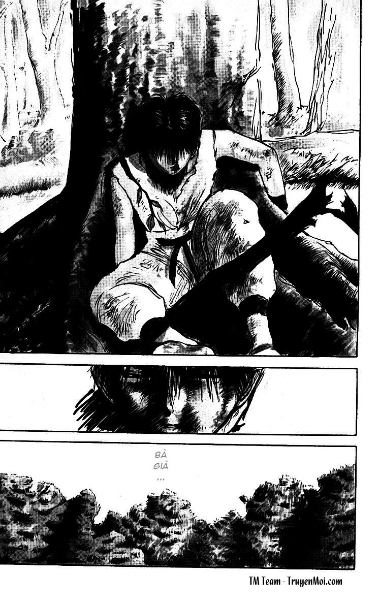 Hành trình của Uduchi chap 091: ta sẽ không tha thứ cho ngươi! trang 16