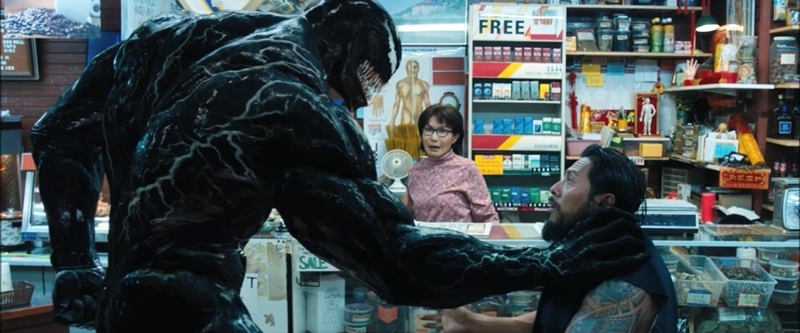 Venom, Marvel Cinematic Universe, Marvel Comics, Marvel Studios, superhero, Tom Hardy, Klips Malaysia, Movie Review by Rawlins, Rawlins GLAM,