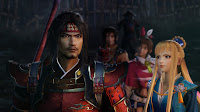 Samurai Warriors: Spirit of Sanada Game Screenshot 3