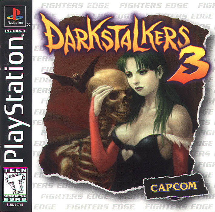 Darkstalkers 3 - PS1 - ISOs Download