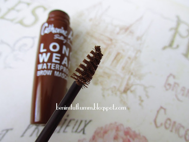 Catherine Arley Long Wear Waterproof Mascara - Kaş Maskarası