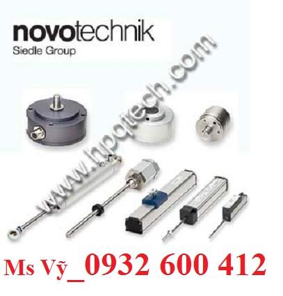 Cảm biến - xy lanh Novotechnik - hàng chính hãng tại Việt Nam