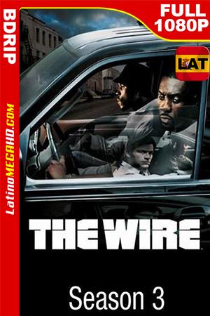 The Wire Temporada 3 (2004) Latino Full HD BDRIP 1080P ()