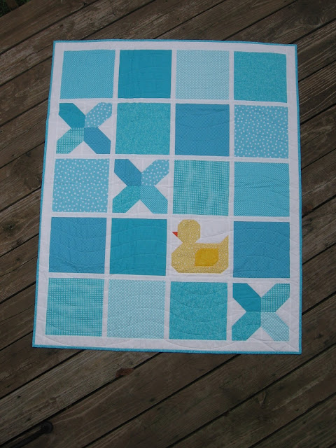 Tic Tac Quack by Canuck Quilter Designs