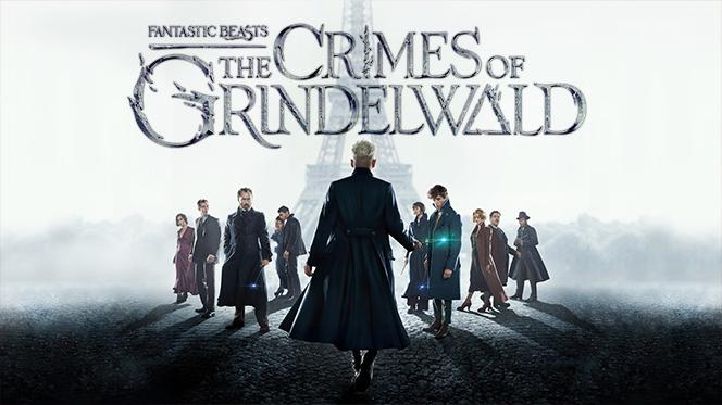 Animales fantásticos: Los crímenes de Grindelwald (2018) BDRip Full HD 1080p Latino-Ingles