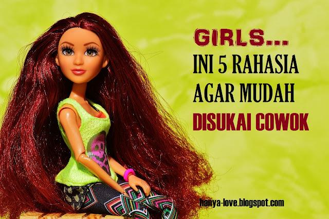 pakaian minim dan tingkah kecentilan buat menarik perhatian pemuda Girls.. Ini 5 Rahasia Agar Praktis Disukai Cowok.