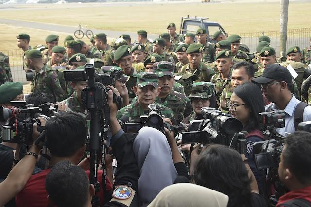 TNI Akan Kirim Daging Kurban ke Lombok