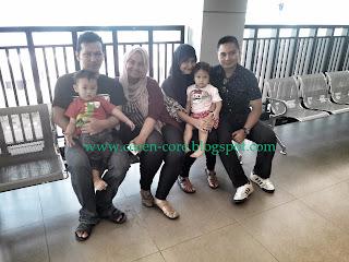 Keluarga Arisandy Joan Hardiputra & Slamet Joko Budiyono