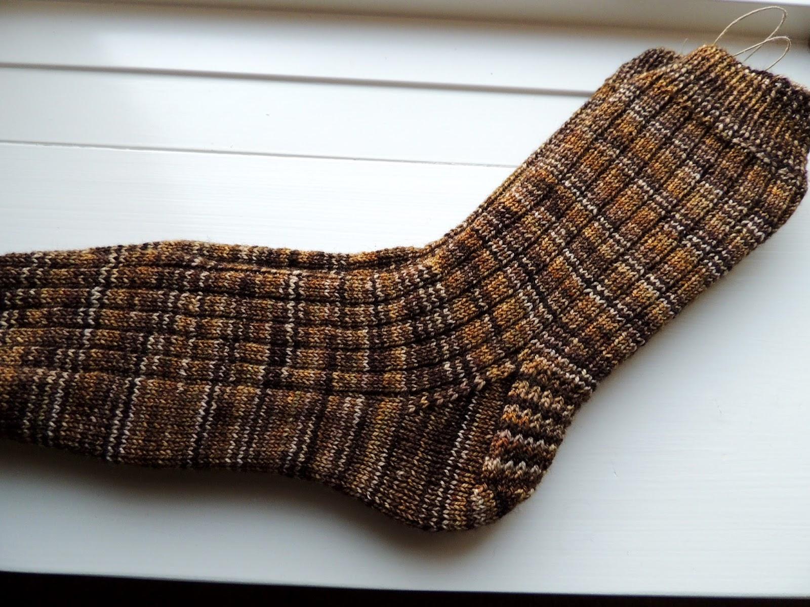 Knitting pipeline episode 245 scotland and custom socks basic 3 x 1 ribbed sock based on basic sock in custom socks knit to fit your feet bankloansurffo Gallery