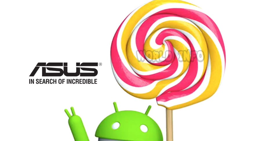 Tutorial Upgrade Asus Zenfone 5 Ke lollipop dengan PC | World Info