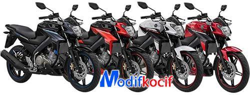 Harga Motor Yamaha New Vixion