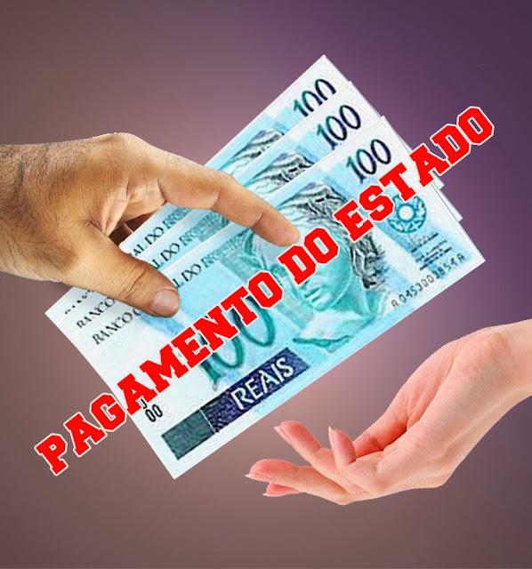 Resultado de imagem para pagamento do estado DO RN
