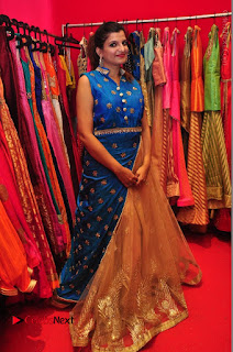 Bollywood Actress Sana Khan Launches Aakrithi Exibition  0256.JPG