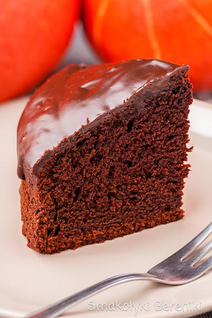 Przepis na ciasto dyniowe z czekoladą