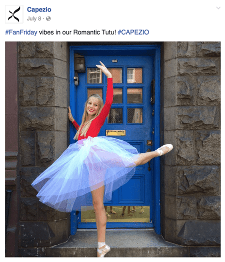 capezio-facebook-fan-friday