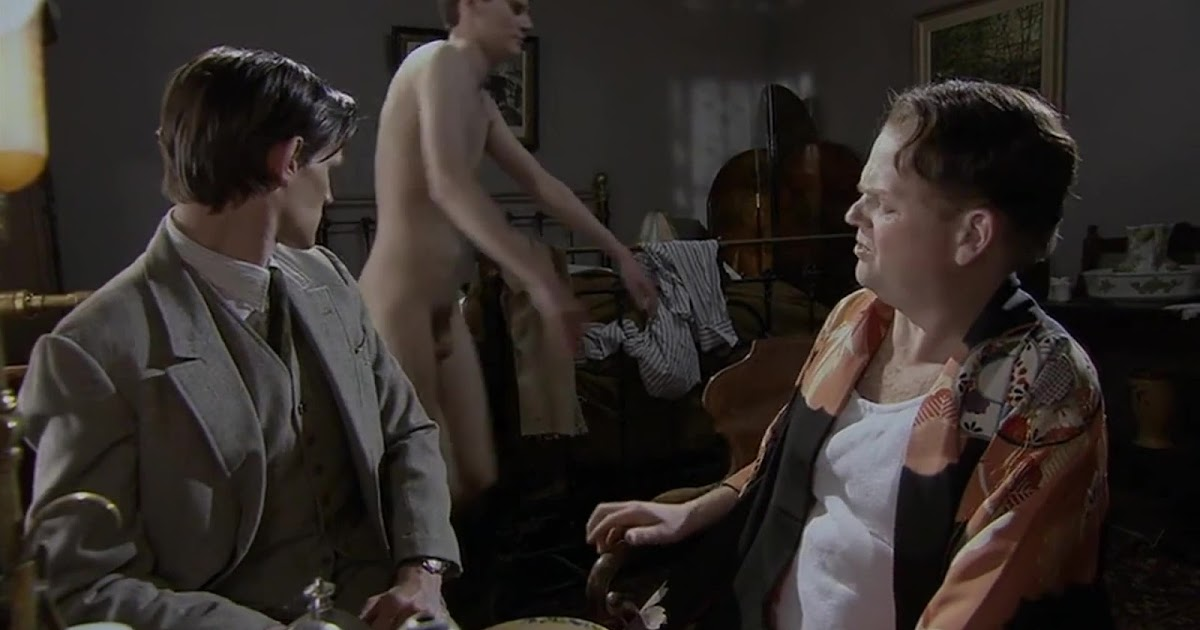 Freddie Smith And Christopher Sean Gay Scene