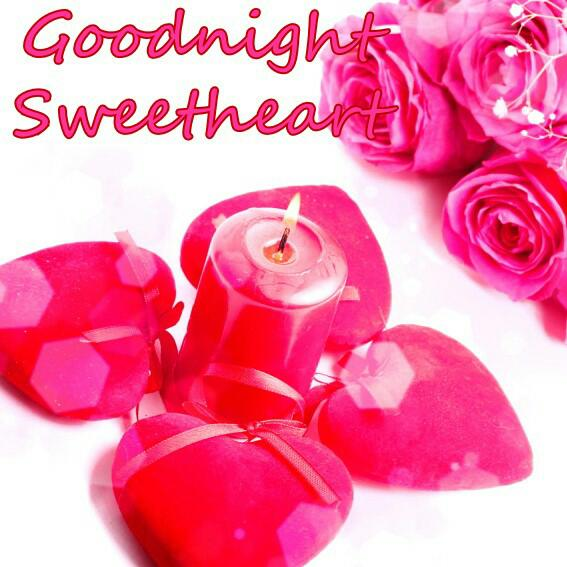 Sweet heart good night wishes - Wallpapers Images Wishes Designs