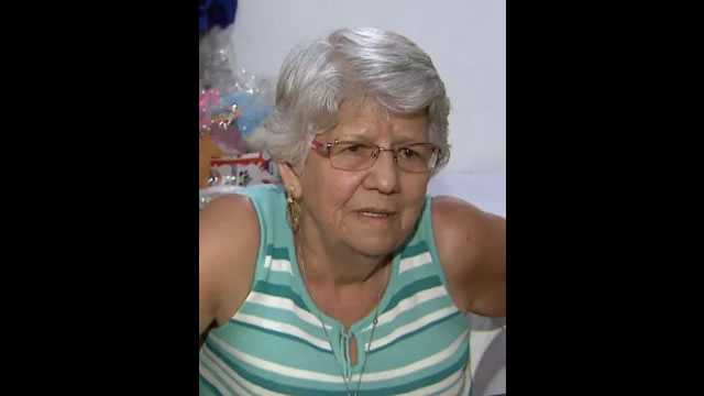 Costureira de 67 anos foi diagnosticada com HIV.