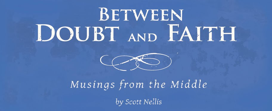 Between Doubt And Faith by Scott Nellis