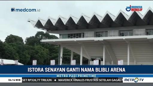 Ubah Nama Gelora Bung Karno Jadi Blibli Arena , Geprindo: Itu Wacana Lancang dan Kurang Ajar