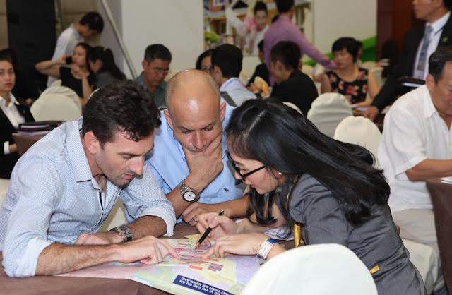 khách hàng nước ngoài ngày càng có nhu cầu mua nhà tại Việt Nam