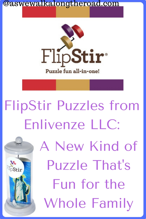 Review of the FlipStir puzzles