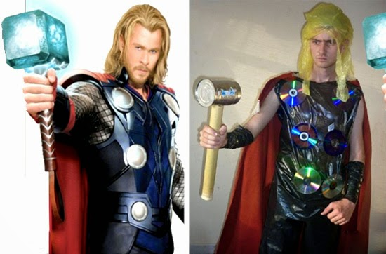 Cosplay Fail- Thor