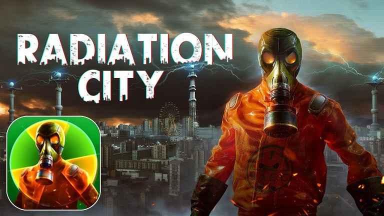 BAIXAR AQUI - Radiation City v1.0.0 APK MOD+OBB