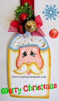 adornos-navideños-cucharas-madera