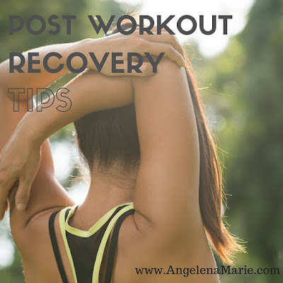 Tips for Post Workout Recovery + Premier Protein Giveaway