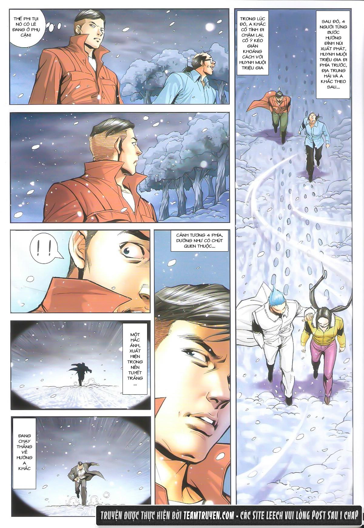 Người Trong Giang Hồ chapter 1612: thần nhân tương ngộ trang 27