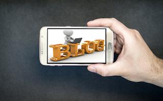 Cara Membuat Artikel Blog Dengan Smartphone