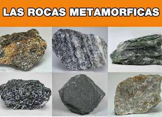 Las Rocas metamorficas - Caracteristicas y imagenes | Foro de minerales