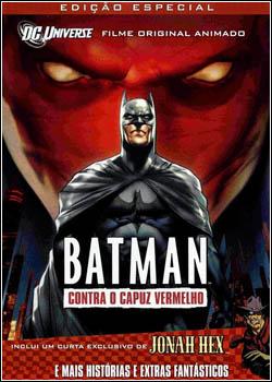 54646 - Batman Contra o Capuz Vermelho - Dual Áudio