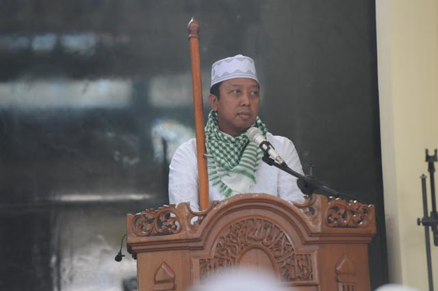 Partai Berlambang Ka'bah: Jangan Bicara Politik Praktis di Masjid