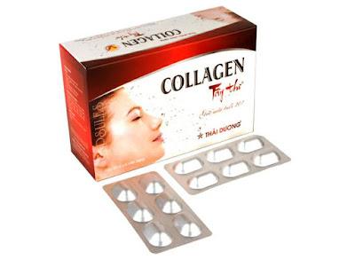 Viên uống collagen tây thi giúp da luôn trẻ khỏe tự tin dạo phố
