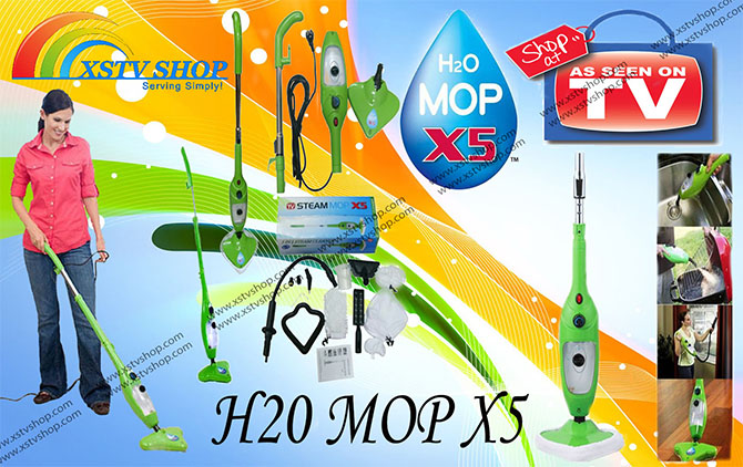 H2o X5 Mop In Pakistan