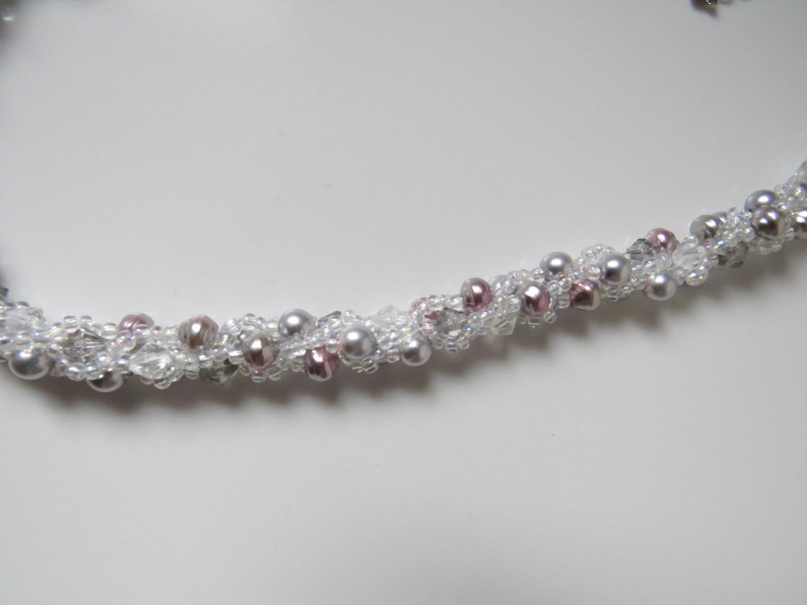 Lillyskleinehandarbeitswelt Perlenketten Häkeln Türkisch