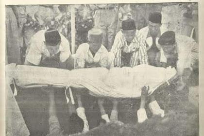 KH Mahfudh Sumolangu, Pejuang Komandan Angkatan Oemat Islam Yang Dilupakan