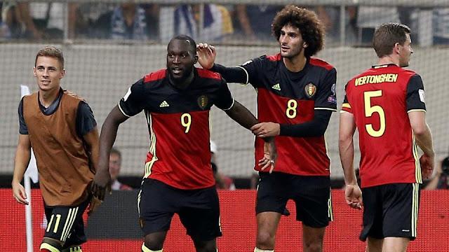 Prediksi Bola Belgia vs Tunisia Piala Dunia 2018