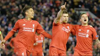 Liverpool ke 16 Besar Liga Europa Setelah Kalahkan Augsburg
