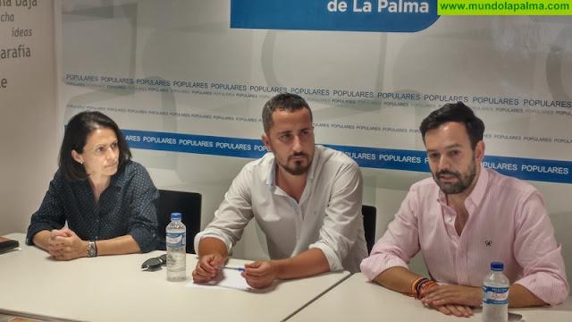 El PP capitalino apuesta por la conexión con el Puerto de la Cruz
